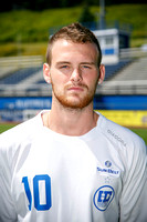 2014 Men's Soccer Team and Ind Headshots