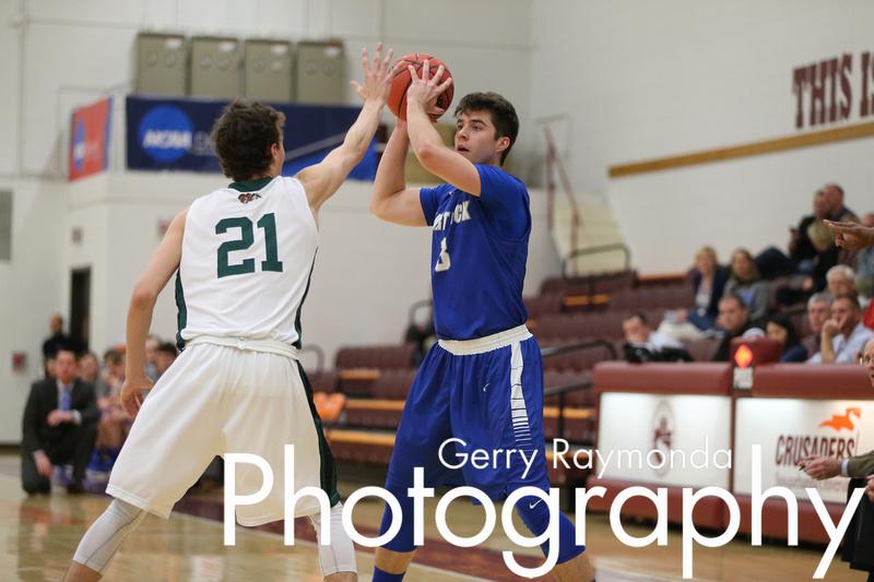 Gerry Raymonda Photography   Men's Basketball V. Babson